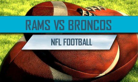 Rams vs Broncos 2016 Score Prompts NFL Football Score Results