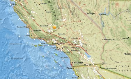 Gardena Earthquake Today 2016: 2 Southern California ...