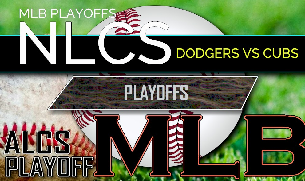 score cubs game dodgers nlcs mlb results playoff