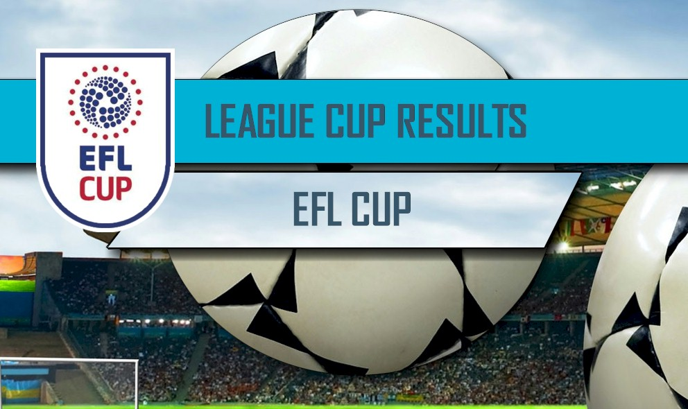 football results league cup