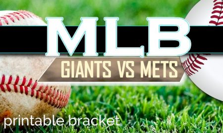 picture about Mets Printable Schedule titled MLB Playoff Timetable 2016: MLB Playoffs Bracket, Wild Card