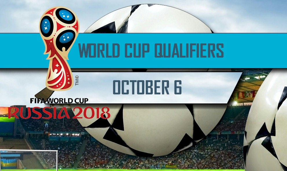 football world cup qualifiers results