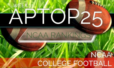 college football week 11 top 25 football results