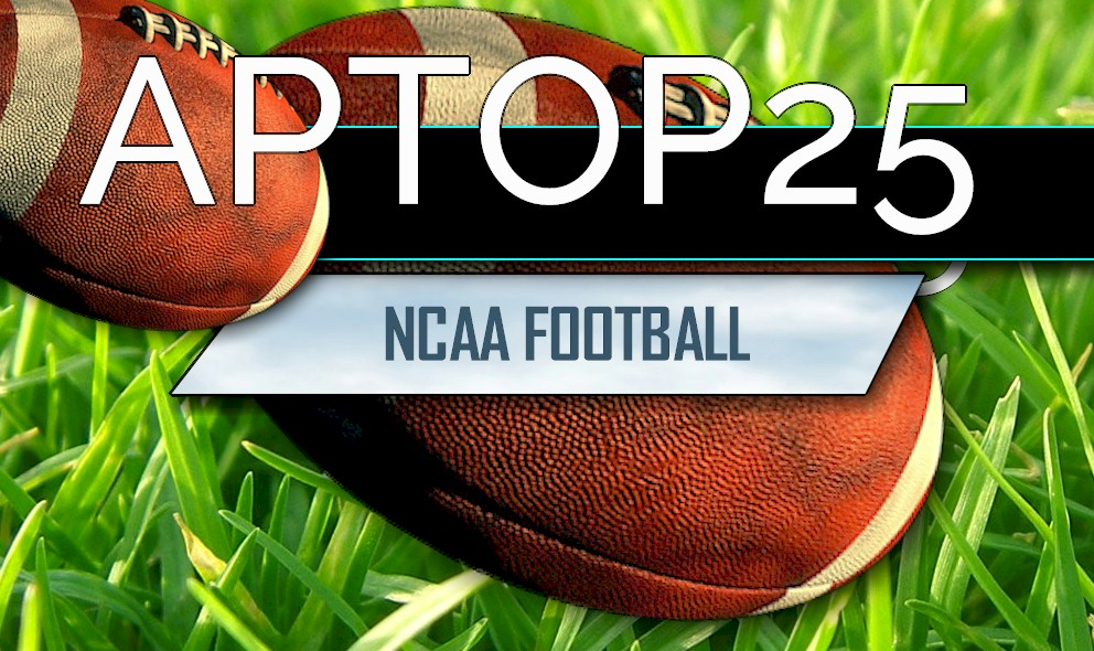 ncaa standings football college score