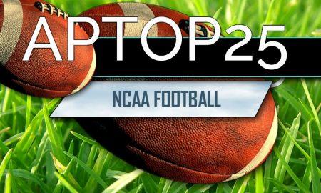 football game tonight on tv ap top 25 scores