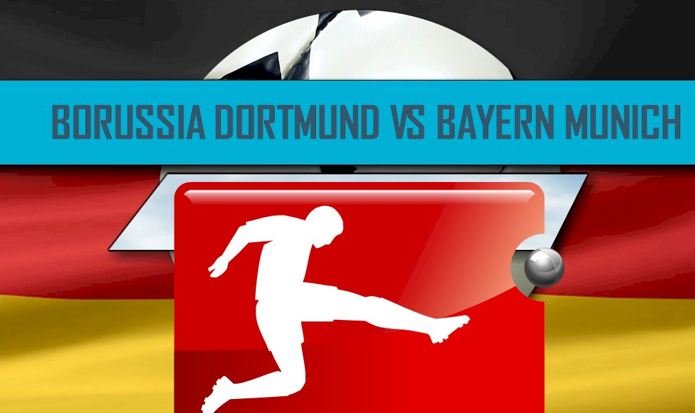 Borussia Dortmund vs Bayern Munich Score: Bundesliga Table