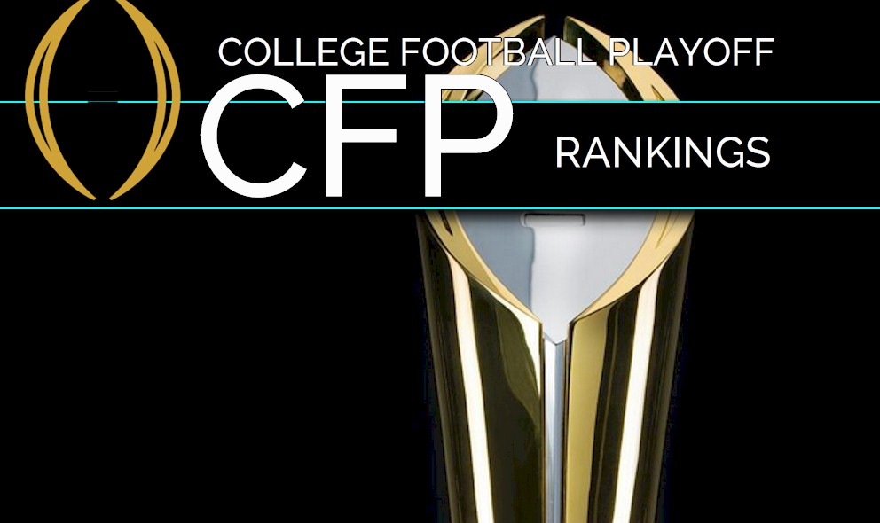 football college playoff bowl rankings