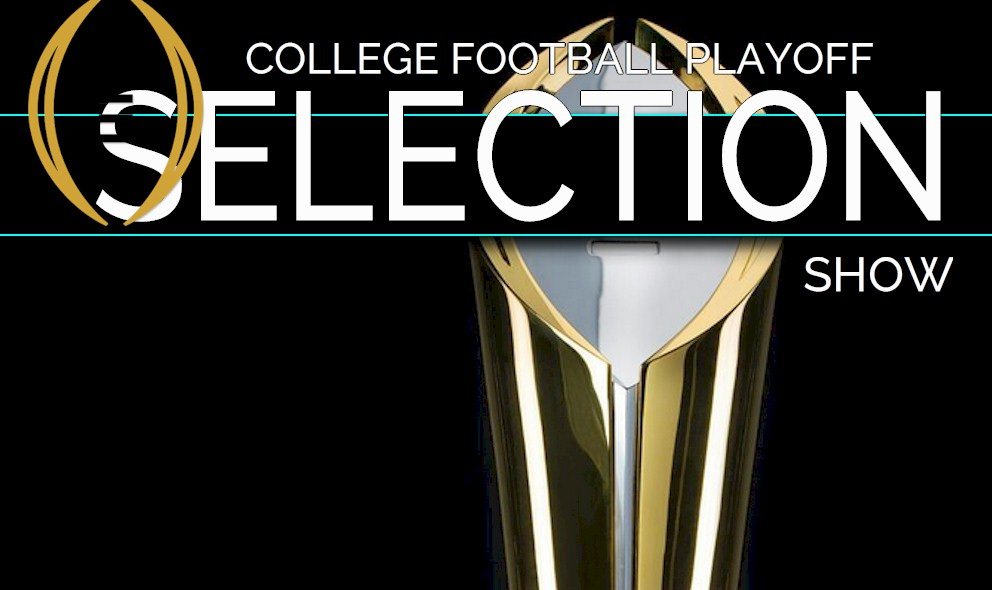 college football sc college football bowl selection show