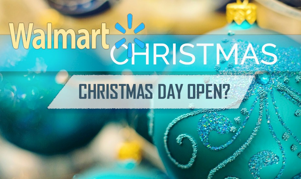 Walmart Open on Christmas Day? Costco, Target Closed 12/25