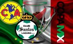 America vs Santos Laguna Score En Vivo: Copa MX Results