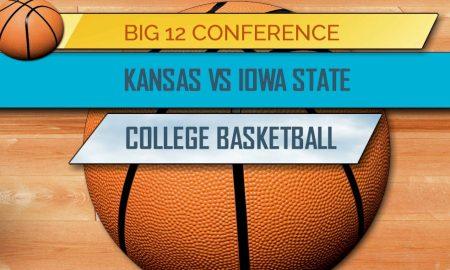 AP Top 25 College Basketball Rankings: Kansas vs Iowa State Score