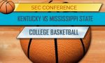 Kentucky vs Mississippi State Score: AP Top 25 College Basketball