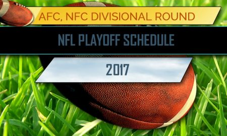 NFL Playoff Schedule 2017: NFC, AFC Divisional Games