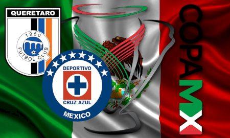 Queretaro vs Cruz Azul Score En Vivo: Copa MX Results