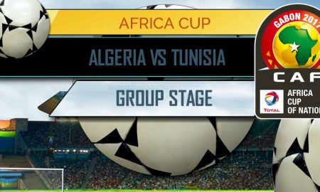 Algeria vs Tunisia Score: Africa Cup of Nations