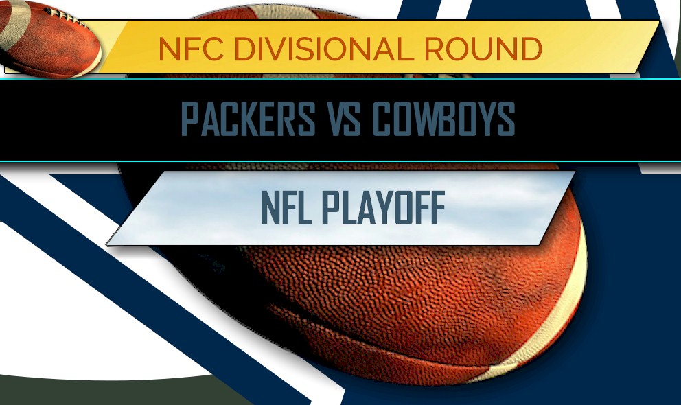 Packers vs Cowboys Score: NFC Divisional Playoff NFL Score Results