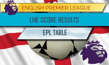 live nfl scores table