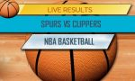 Spurs vs Clippers Score: NBA Score Results