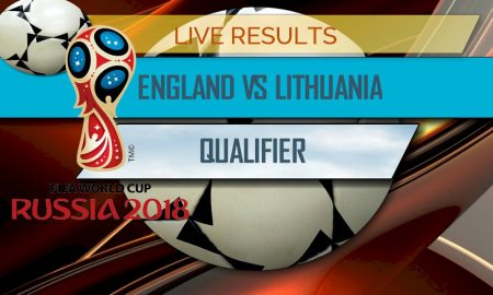 England vs Lithuania Score: World Cup Qualifier