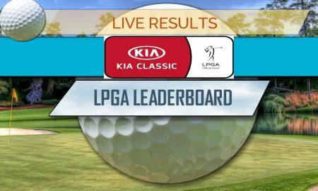 Kia Classic Leaderboard 2017: LPGA Leaderboard Results