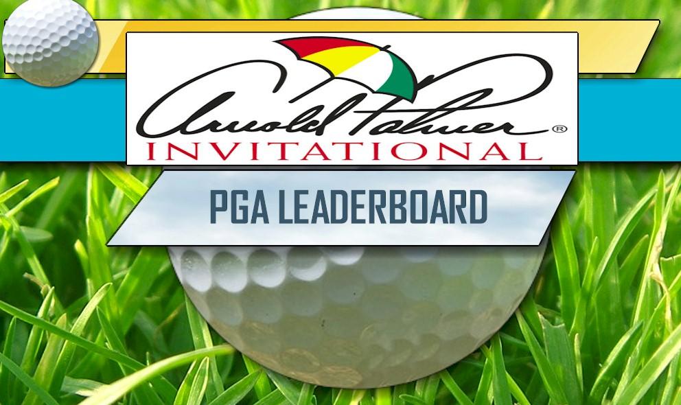 Arnold Palmer Invitational Leaderboard Southernsoulblog Com