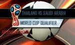 Thailand vs Saudi Arabia Score: World Cup Qualifier Asia