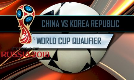China PR vs Korea Republic Score: World Cup Qualifier Asia
