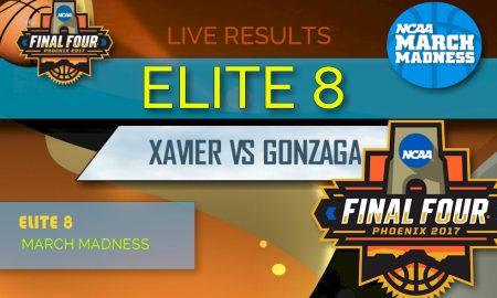 Elite 8 Bracket 2017 Results: Final Four Bracket, NCAA Countdown
