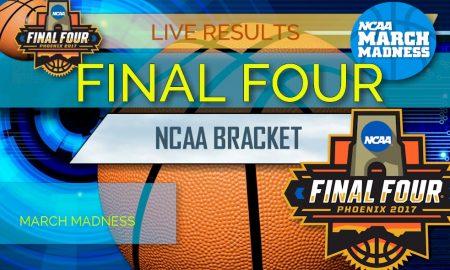 Final Four Bracket 2017 Schedule: NCAA Basketball Bracket Final Four
