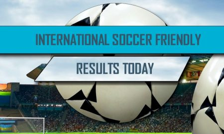 International Friendly Results 2017 Today: Soccer Friendly Scores