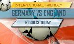 Germany vs England Score 2017: Soccer Friendly Battle