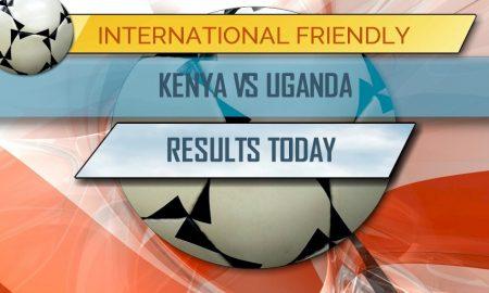 Kenya vs Uganda Score: Soccer Friendly Battle