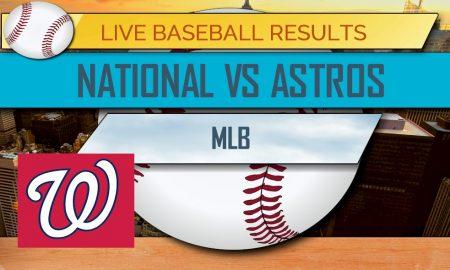 Nationals vs Astros, Cardinals vs Marlins Score: MLB Results