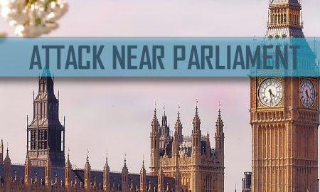 Parliament Lockdown: Westminster Bridge Stabbing, Car Crash, Shooting