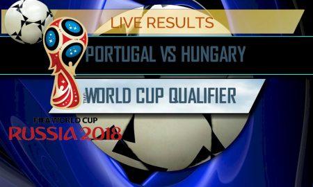Portugal vs Hungary, Belgium vs Greece Score: WC Qualifier
