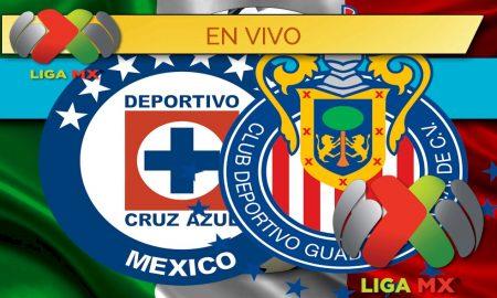 Cruz Azul vs Guadalajara Chivas Score En Vivo: Liga MX Table