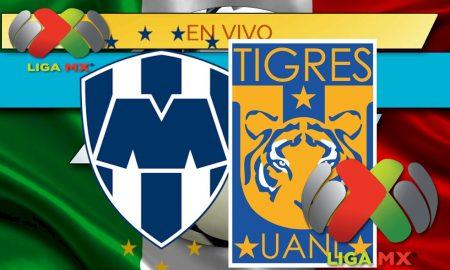 monterrey vs tigres Score En Vivo: Liga MX Table