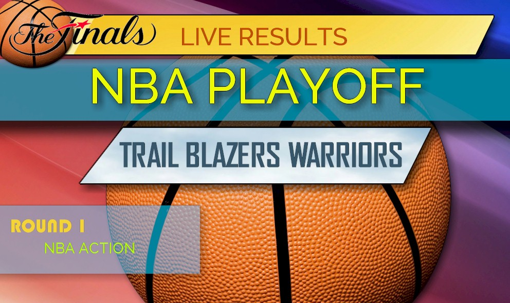Trail Blazers vs Warriors Score: NBA Playoff Bracket 2017