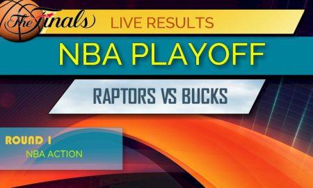 Raptors vs Bucks Score: NBA Playoff Bracket, Printable
