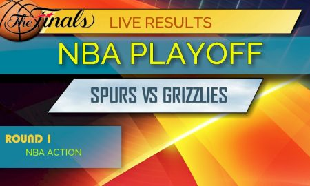 Spurs vs Grizzlies Score: NBA Playoff Basketball Bracket