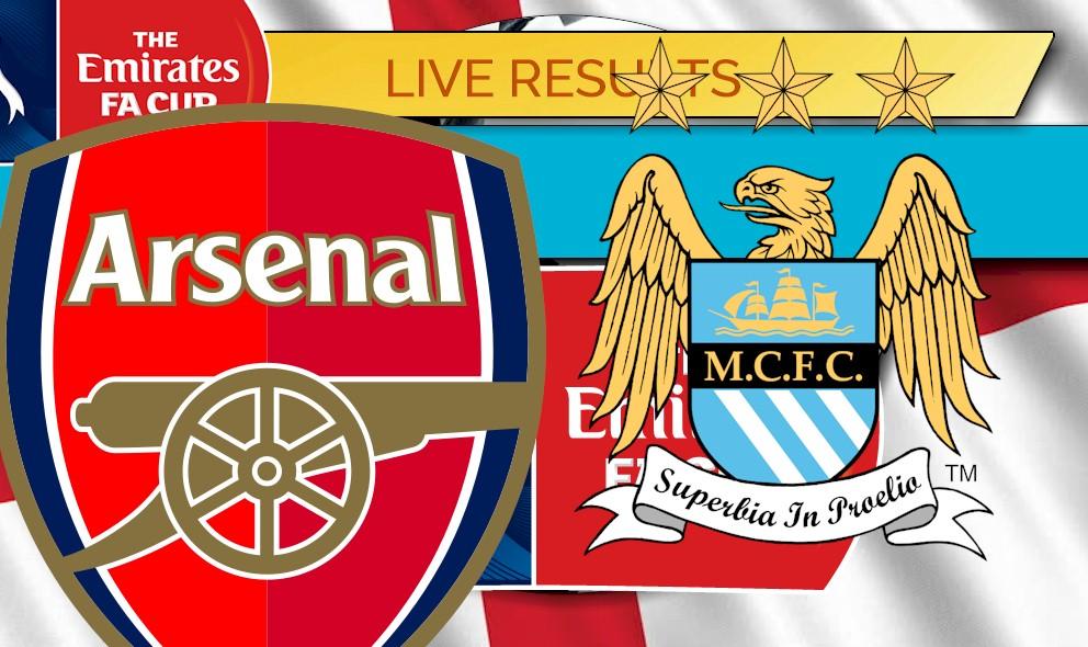 Arsenal vs Manchester City Score: FA Cup Results