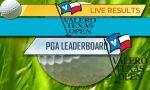 Valero Texas Open Leaderboard: PGA Leaderboard Golf Today