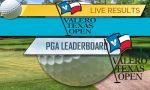 PGA Leaderboard: Smith Tops Valero Texas Open Leaderboard Golf