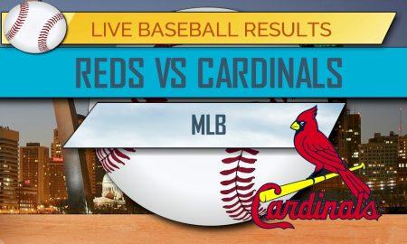 Reds vs Cardinals Score: MLB Baseball Results Today