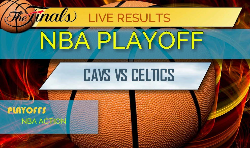 photograph relating to Celtics Printable Schedule named Cavs vs Celtics Ranking: Recreation 5 NBA Playoffs Achievement