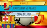 Barcelona vs Deportivo Alaves Score En Vivo: Copa Del Rey Final