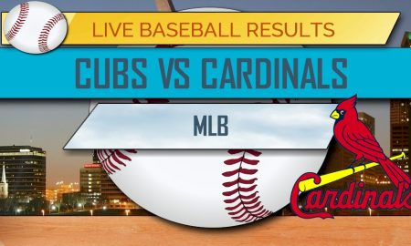 Cubs vs Cardinals Score: MLB Baseball Results Tonight
