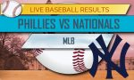 Phillies vs Nationals Score, Dodgers vs Rockies: MLB Score Results