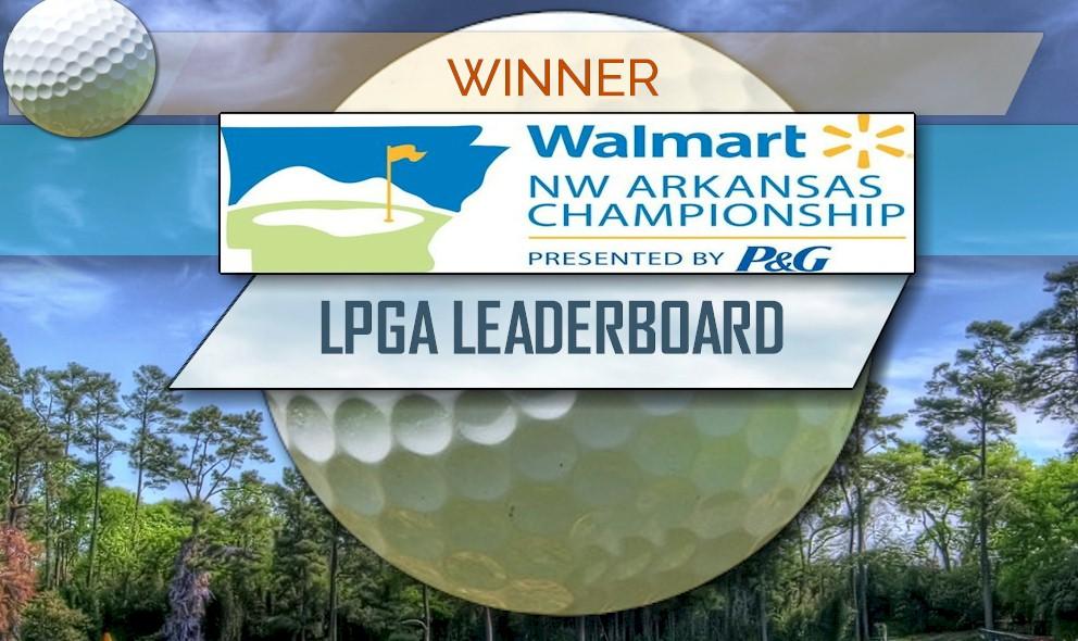 So Yeon Ryu Wins Walmart NW Arkansas Championship 2017, Golf