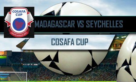 Madagascar vs Seychelles Score: COSAFA Cup